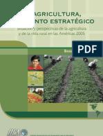 Informe Situacion y Perspectivas de La Agricultura y La Vida