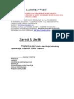 Zavodnikov Vodic www.zavodjenje.rs demo edicija