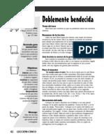 DOBLEMTE BENDECIDA