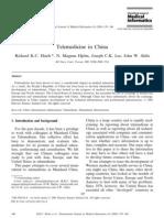 Telemedicine in China
