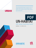 Time to think urban - UN-Habitat's vision of urbanization