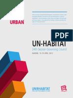 Time to think urban - UN-Habitat's vision of urbanization