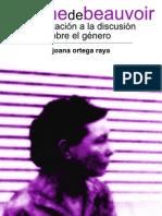 Joan as Beauvoir