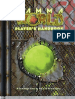 Gamma World - Player's Handbook