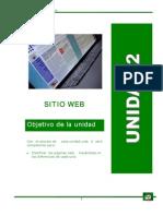 Unidad 2 Introduccion Area Web