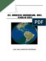 1_luis Dallanegra. El Orden Mundial Del Siglo Xxi