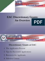 EAC Grants Program