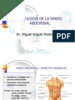 Patologia Pared Abdominal