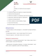 Apuntes Plan de Negocios C 13-1-1