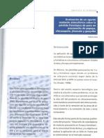 Evaluación de un agente oxidante atmosférico sobre la pérdida fisiológica de peso en postcosecha de papaya, chicozapote, jitomate y guayaba
