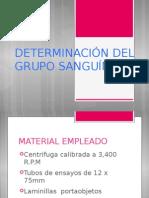 DETERMINACIÓN DEL GRUPO SANGUÍNEO 1.pptx