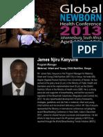 James Njiru Kanyuira