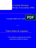 3 Directiva 96-94 Valori Limita de Expunerei