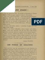 Reclams de Biarn e Gascounhe. - Yené 1904 - N°1 (8e Anade)