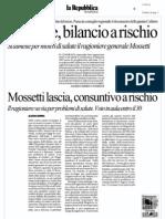 Rassegna Stampa 17.04.13