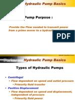 Parker Pumps