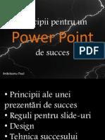 Power Point de Succes
