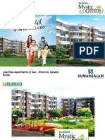 Eldeco, Creating Exclusive Yet Affordable Homes in Noida