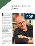 Shortstory KULTUR-TIPP.CH Carte Blanche. Die hölzerne Handprothese v. Capt. Danjou