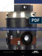 SDACS - Solid Divert and Attitude Control System