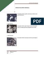 Struktur Optis Mineral