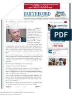 Bromwell documents to remain sealed -- Maryland Daily Record, July 17, 2009