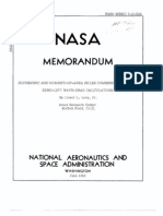 Supersonic and Moment-Of-Area Rules Combined for Rapid 41959a