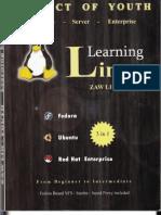 Zaw Lin- Learning Linux 3 in 1