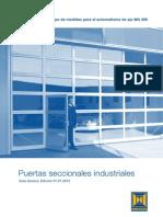 Puertas Seccionales Industriales(1)