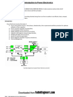 1. Introduction to Power Electronics