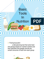 Basic Nutrition Tools1