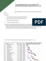 Programarea Si Organizarea Executiei Lucrarilor de Terasament Si Infrastructura Pentru Constructia p
