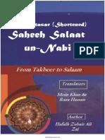 Saheeh SalatUn-nabi English (Zubair Ali Zai)