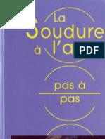 LIVRE - La Soudure a l Arc - Pas a Pas