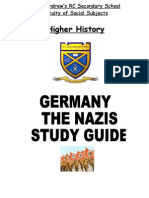 Nazis Revision Guide