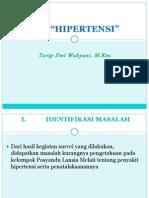 SAP Hipertensi Promkes