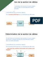 1- Determination de La Section de Cables.ppt