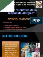 Genetica de La Alergia