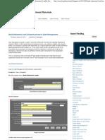Bank Statement Load & Import Process in Cash Management