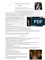review notes for dorian gray