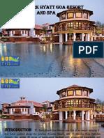 Park Hyatt Hotel Goa Summer Package