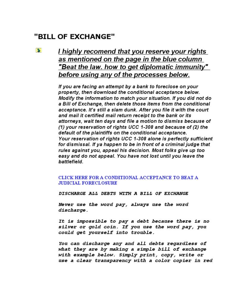 Bill of exchange careful negotiable instrument promissory note altavistaventures Gallery