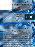 IBM Tivoli Case