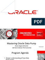 Oow2011 Data Pump