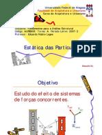 8 - Estatica das Particulas.pdf