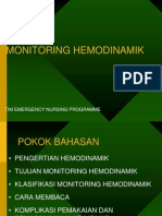 Monitoring Hemodinamik.