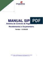 Manual Sipro SQL