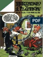 001 - Mortadelo y Filemon - Va La Tia y Se Pone Al Dia