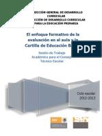 Evaluación Formativa I 1ª Sesión - Guía