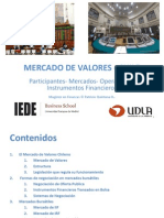 2-Mercado Valores Chile I Semestre 2013